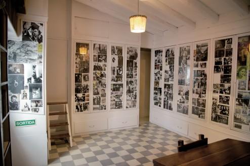 Dali House Cupboard Room