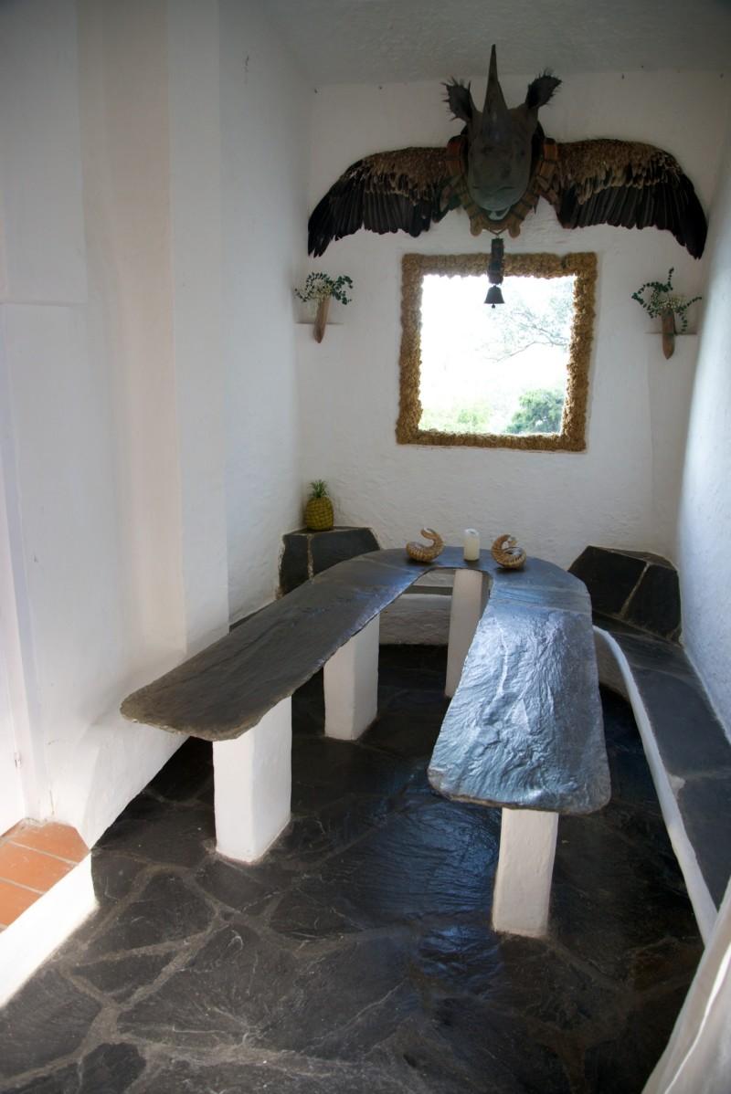Dali House Summer Dining Room