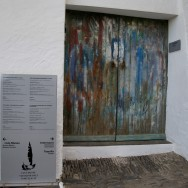 Dali House Ticket Office Doors