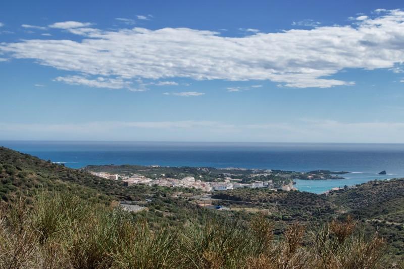 View of Cadaqués Spain