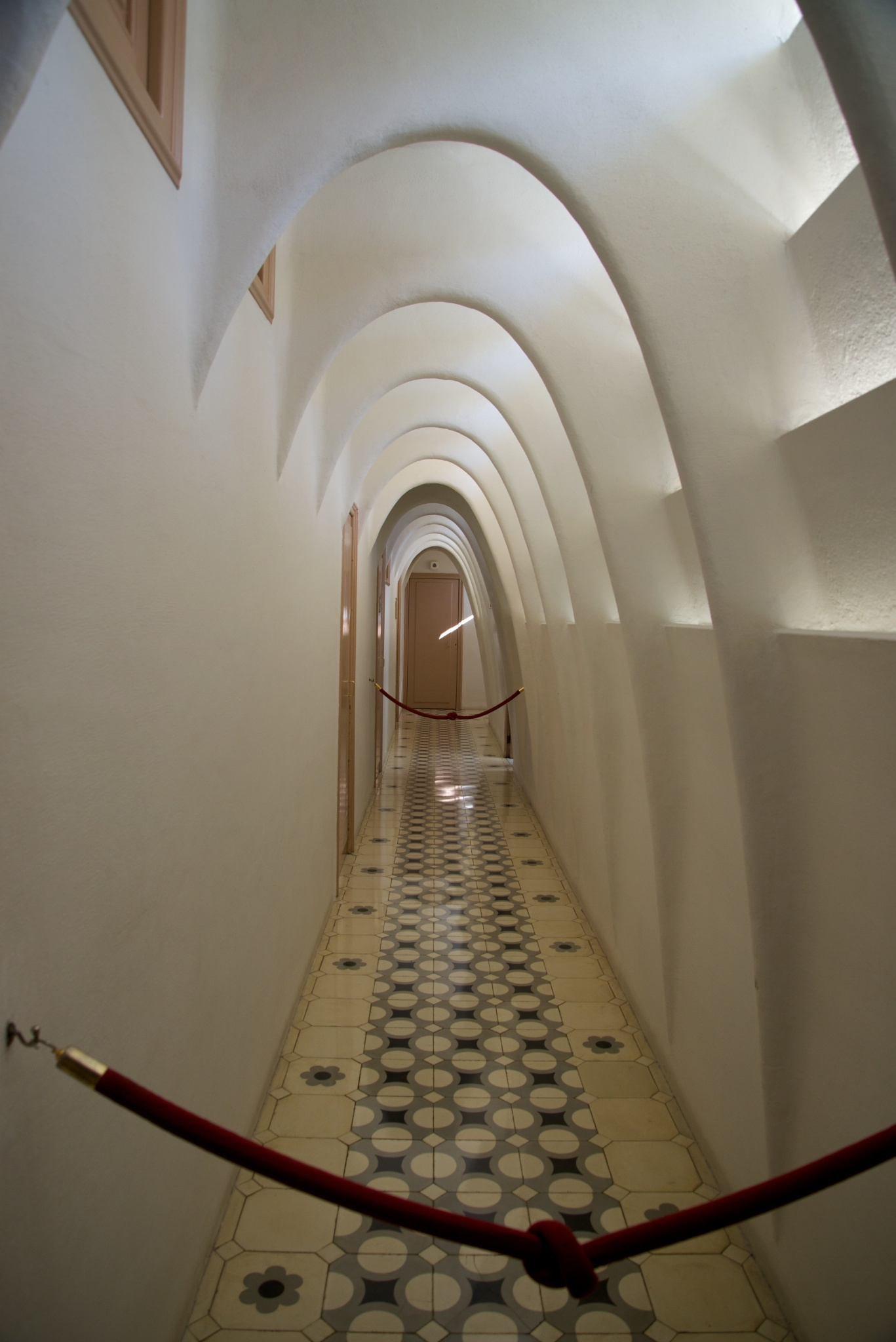 Arched Loft Casa Batllo Barcelona Mikestravelguide Com