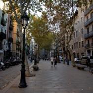 Passeig del Born Barcelona Spain