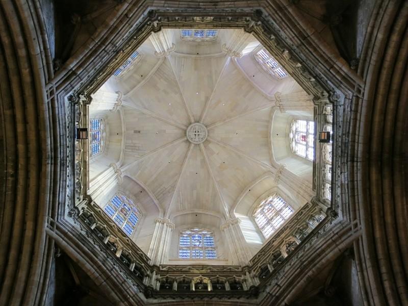 Cimborio Barcelona Cathedral