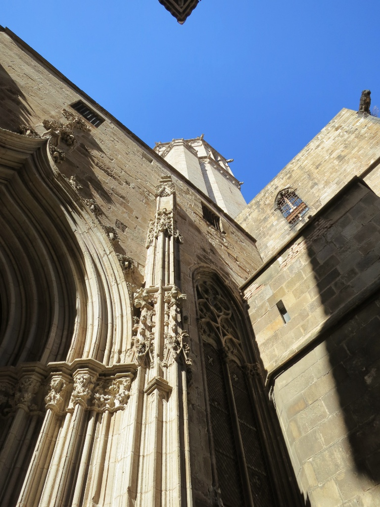Exterior Barcelona Cathedral