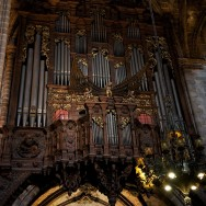 Organ Barcelona Cathedral