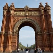 Arc de Triomf Parc de la Ciutadella Barcelona