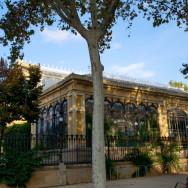 Hivernacle Parc de la Ciutadella Barcelona