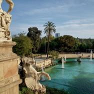 La Cascada Fountains Parc de la Ciutadella Barcelona Spain