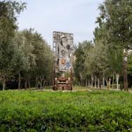 Sculpture Parc de la Ciutadella Barcelona Spain