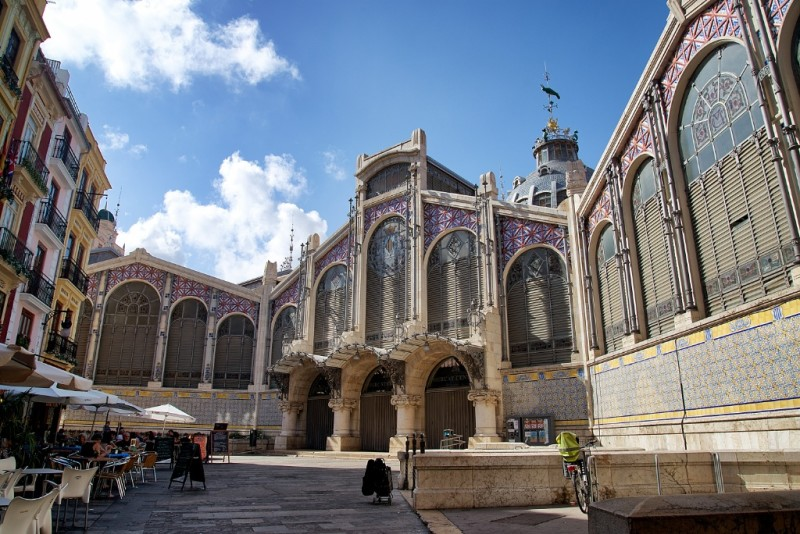 Things to do in Valencia – Visit the Central Market