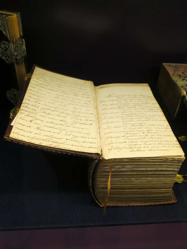 Bible Cromhouthuizen-Bijbels Museum Amsterdam