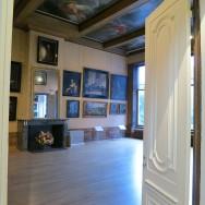 Entering Large Salon Cromhouthuizen-Bijbels Museum Amsterdam