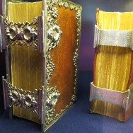Gold & Silver Book Covers Cromhouthuizen-Bijbels Museum Amsterdam