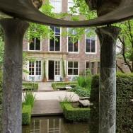 Hortus Conclusus Garden Cromhouthuizen-Bijbels Museum Amsterdam
