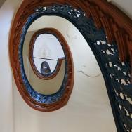 Spiral Stairway Cromhouthuizen-Bijbels Museum Amsterdam