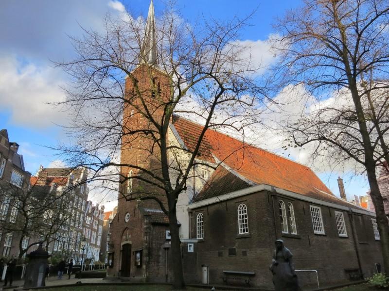 English Reformed Church Begijnhof Amsterdam | mikestravelguide.com