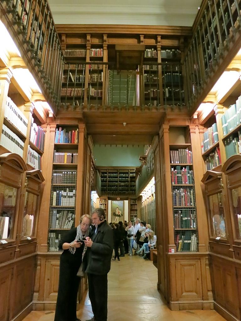 Library-Museum Palais Garnier Paris France