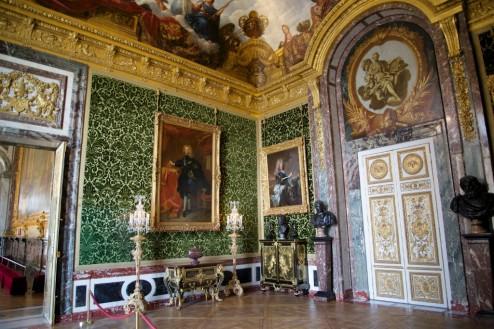 Abundance Salon Chateau de Versailles France