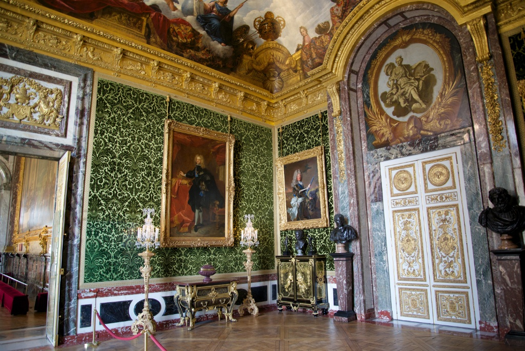 Abundance salon chateau de versailles france for Salon de versailles