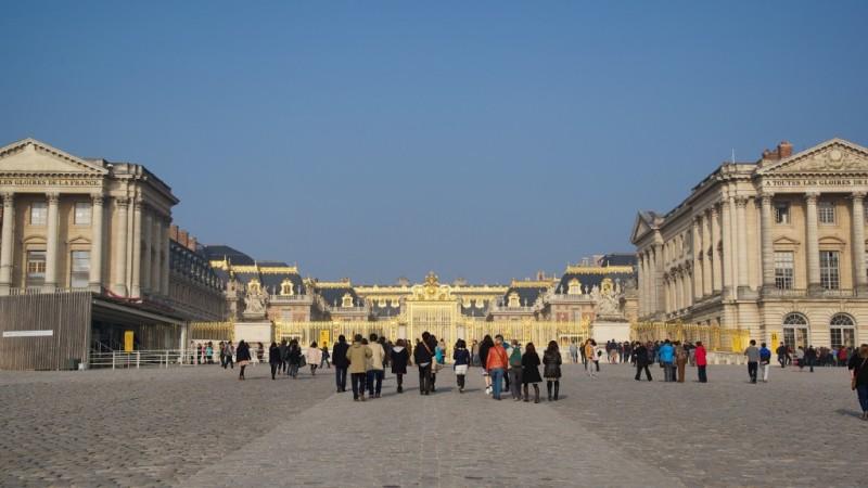 Chateau de Versailles France