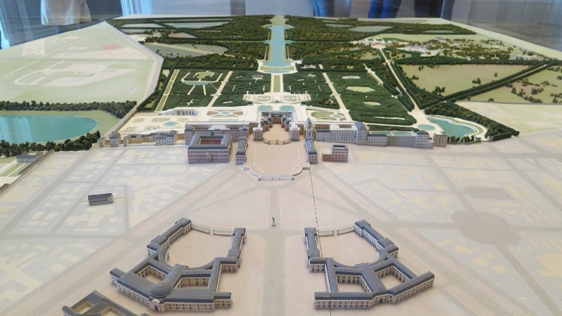 Full Model Versailles Estate France