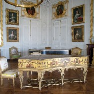 Madame Victoire's Large Chamber Chateau de Versailles France