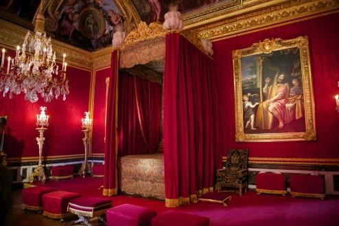 Mercury Salon Chateau de Versailles France