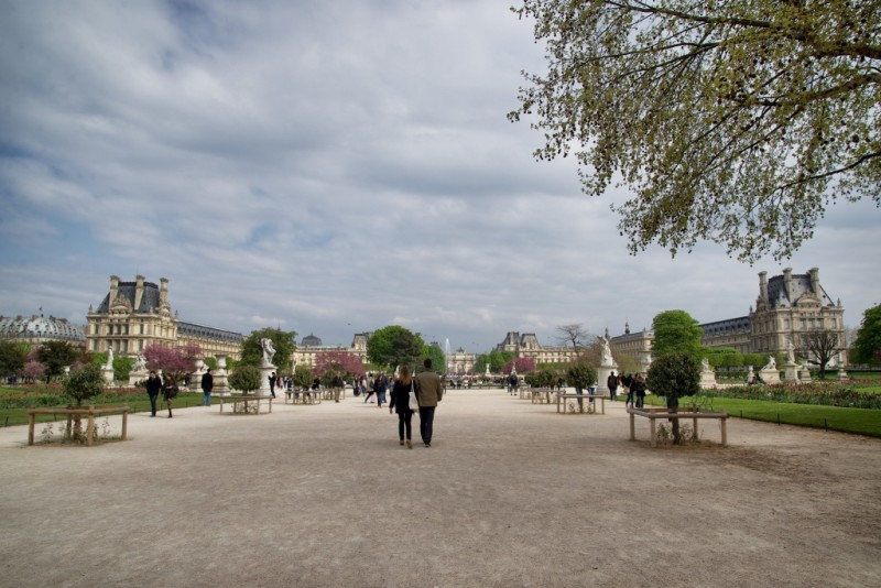 Things To Do In Paris Stroll Through The Tuileries Gardens