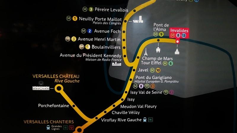 First Tour Of Versailles