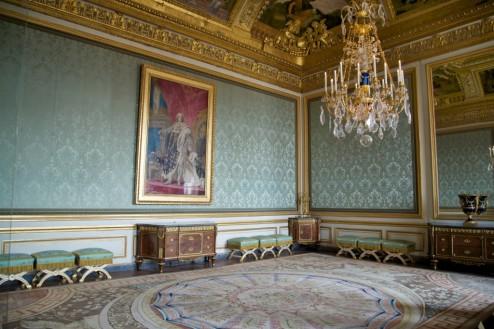 The Nobles' Room Chateau de Versailles France