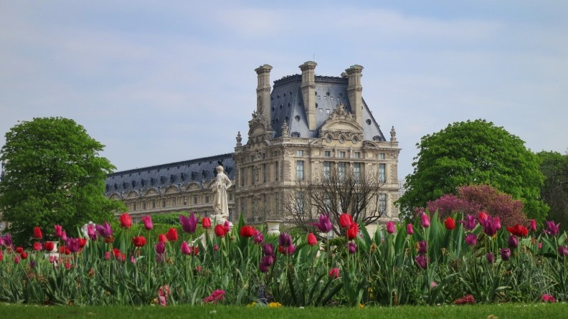 Things to do in paris stroll through the tuileries gardens for Paris tuileries