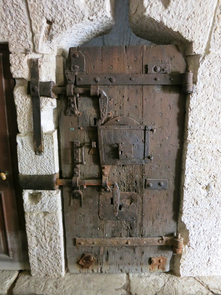 Cell Door Palazzo Ducale New Prison Venice Italy & Door Palazzo Ducale New Prison Venice Italy