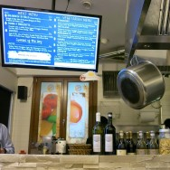 Dal Moro's Pasta to Go Interior Rialto Venice Italy