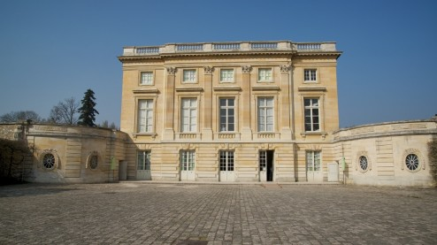 Exterior Petit Trianon Versailles Estate France