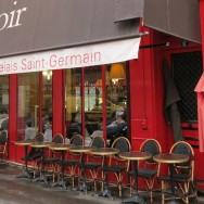 Paris where to eat sleep in saint germain des pr s - Le comptoir de l arc paris ...