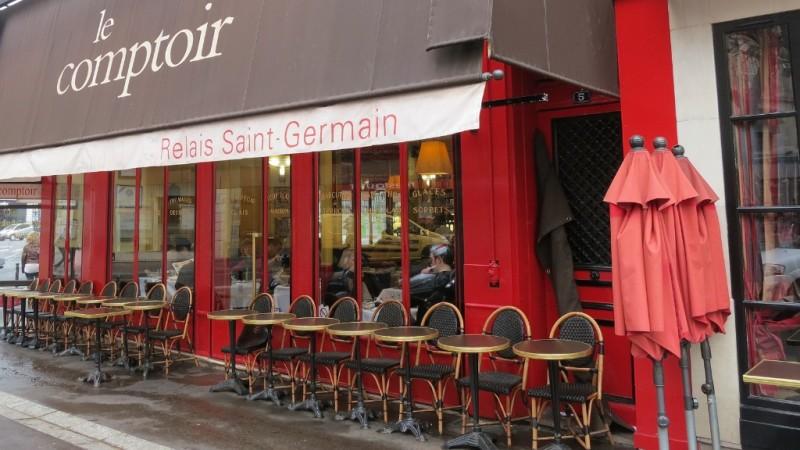 Paris where to eat sleep in saint germain des pr s - Comptoir des cotonniers paris 16 ...