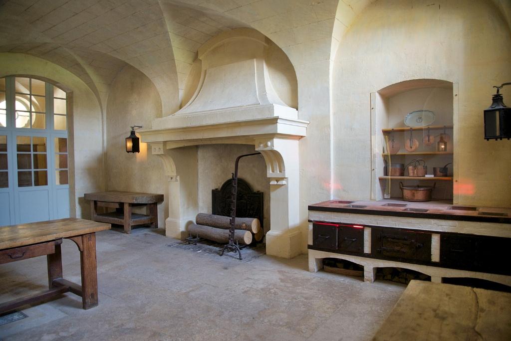 Petit Trianon Warming Room Versailles Estate France