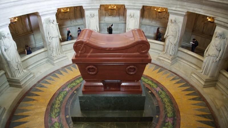 Tomb of Napoleon Musée de l'Armée Invalides Paris France
