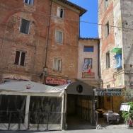 Antica Trattoria Il Campano Exterior Pisa Italy