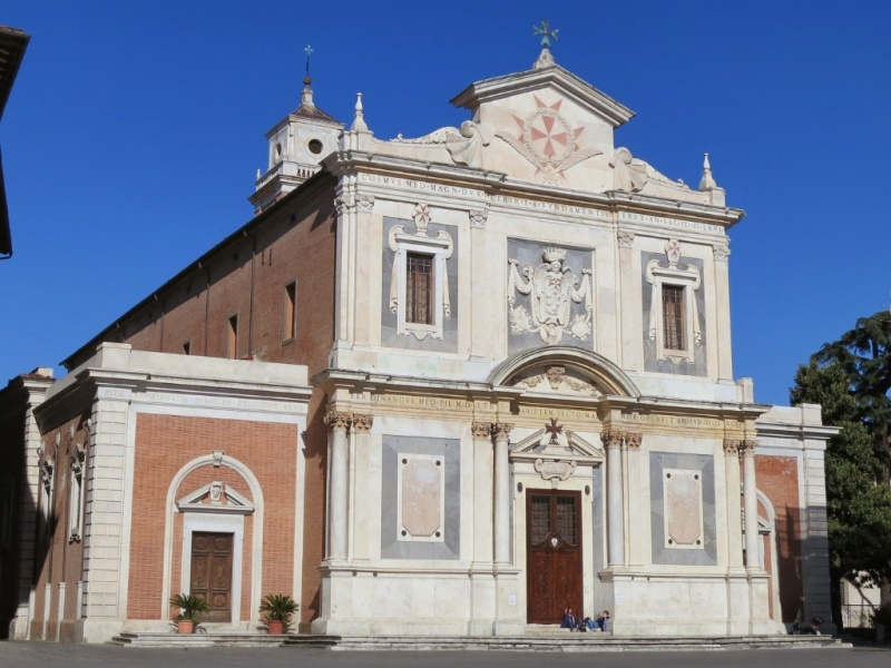 Other things to see in Pisa - Piazza dei Cavalieri