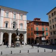 Piazza Garibaldi Pisa Italy
