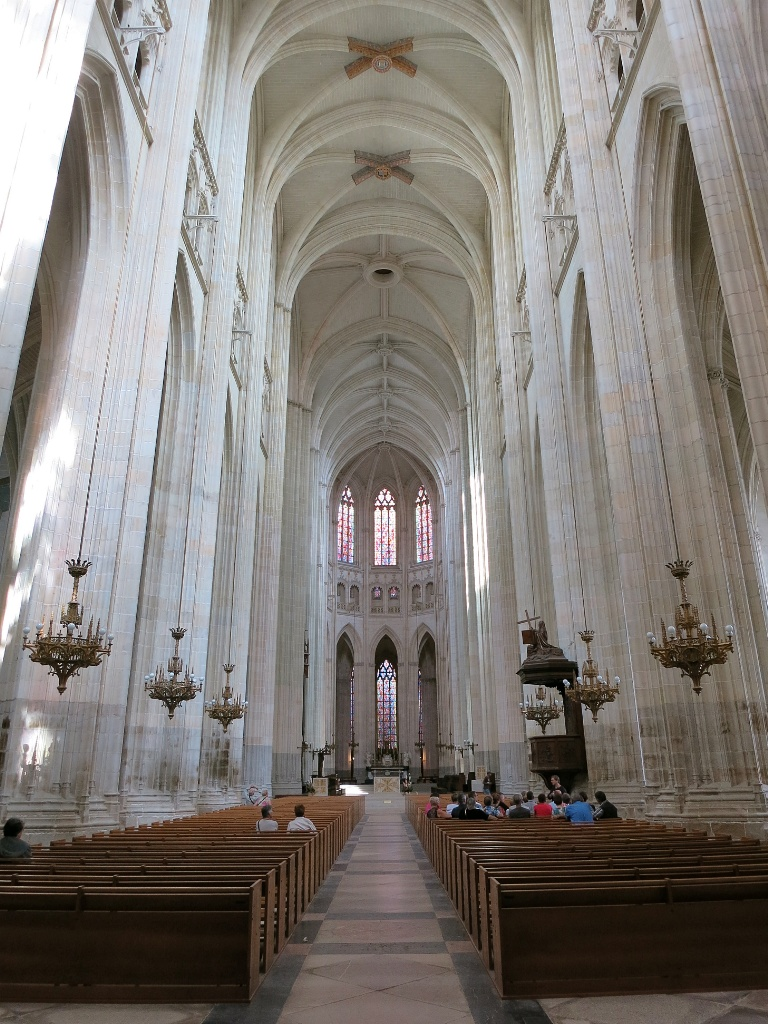 things to do in nantes visit the cathedral. Black Bedroom Furniture Sets. Home Design Ideas