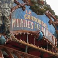 Things to do in nantes experience les machines de l 39 le - Le carrousel des mondes marins ...