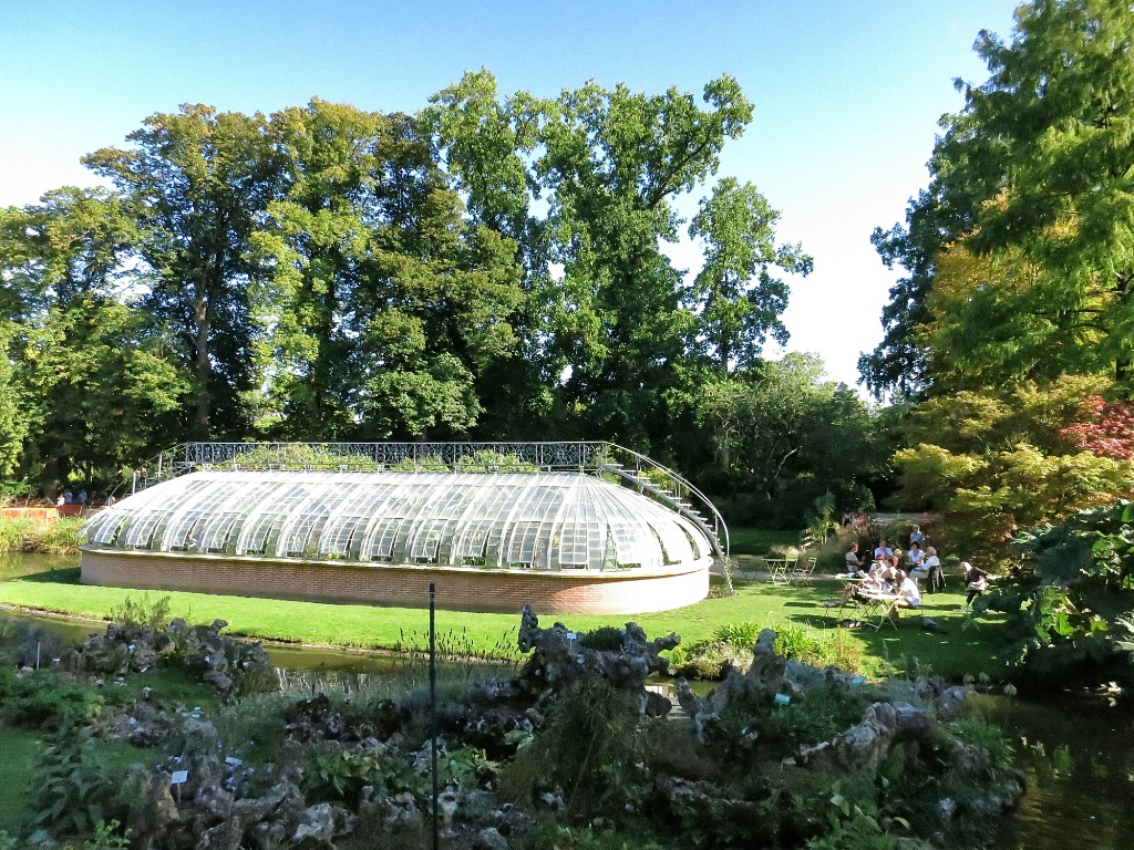 Hothouse jardin des plantes nantes france for Jardin des plantes nantes de nuit