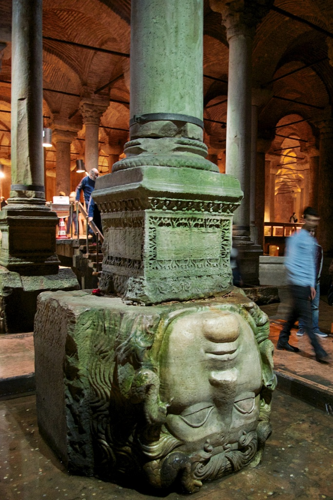 Things To Do In Istanbul Visit The Underground Cistern