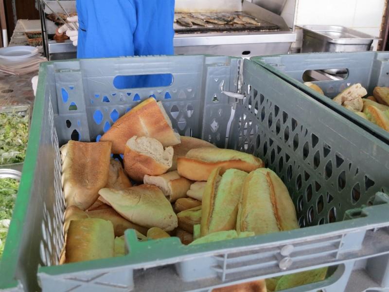Bread Osmanli Balikcisi Istanbul Turkey
