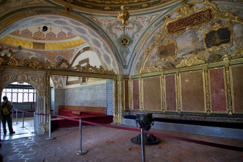 things to do in istanbul � visit topkapı palace