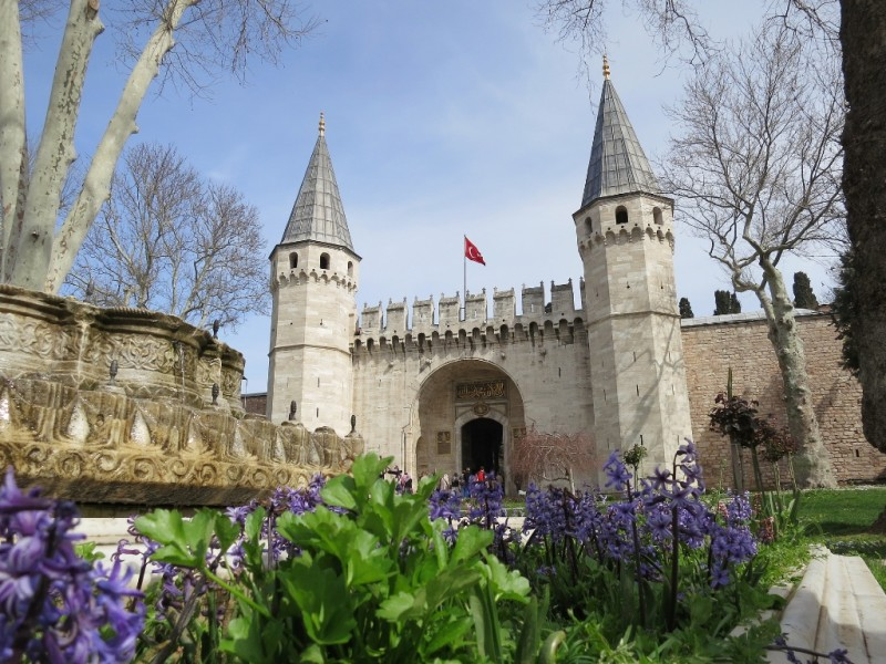 Things to do in Istanbul – Visit Topkapı Palace