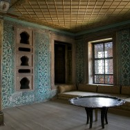 Raised Platform Apartments of the Queen Mother Harem Topkapı Palace Istanbul Turkey