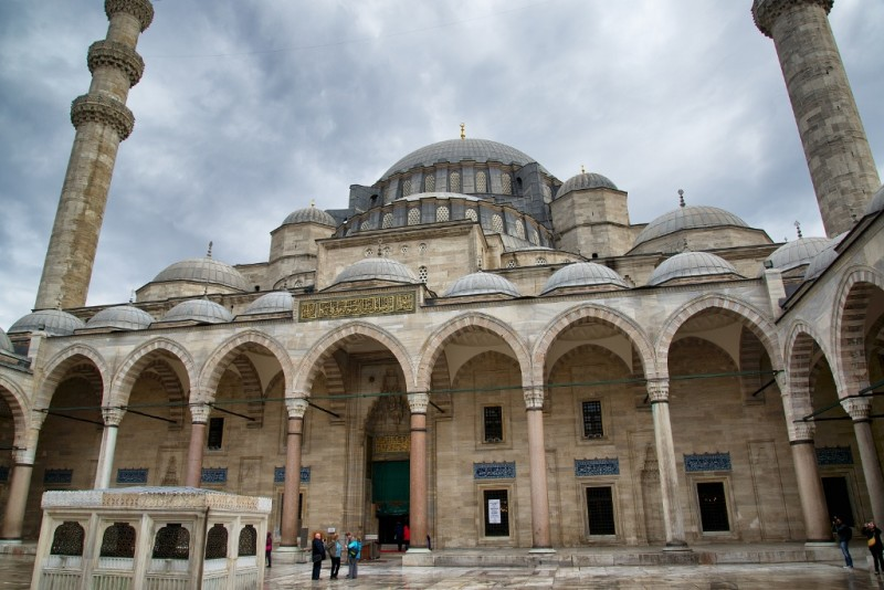 Things to do in Istanbul – Visit Suleymaniye Mosque